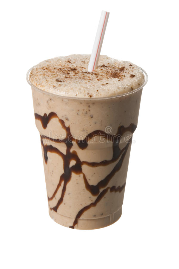 Free Chocolate Milk Shake Stock Photos - 18884283
