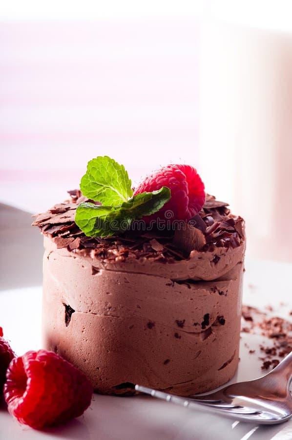 Chocolate Moose Royalty Free Stock Photo