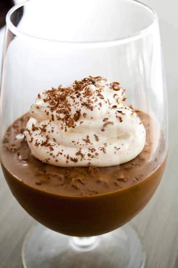 Download Chocolate Mousse stock photo. Image of chocolate, food - 21198470