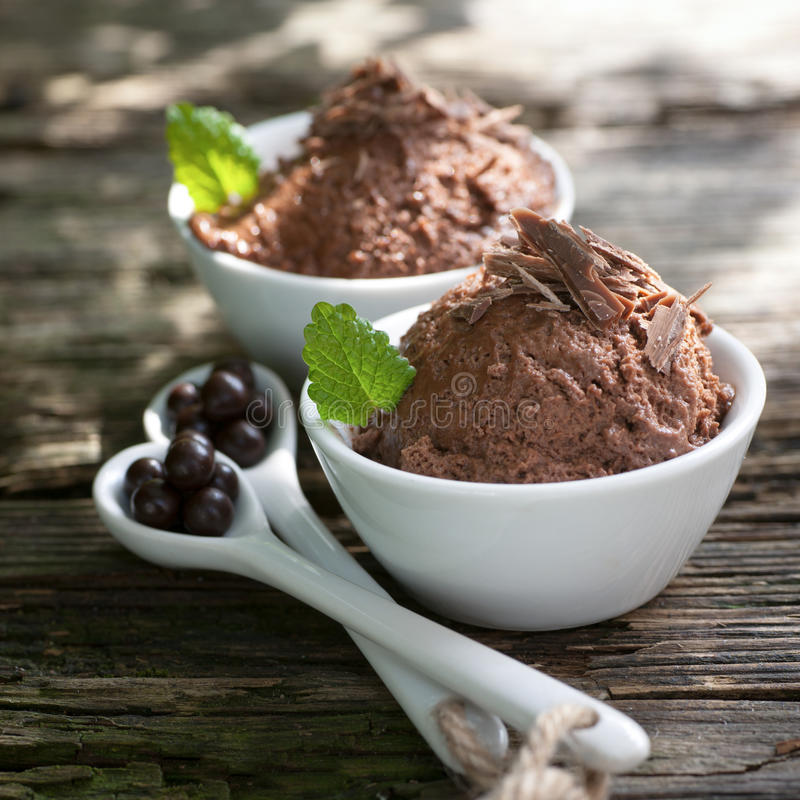 Free Chocolate Mousse Stock Images - 31061144