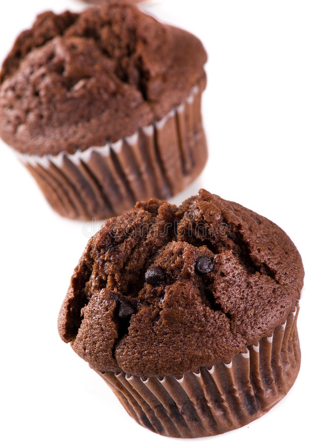 Free Chocolate Muffin Royalty Free Stock Photos - 29404658
