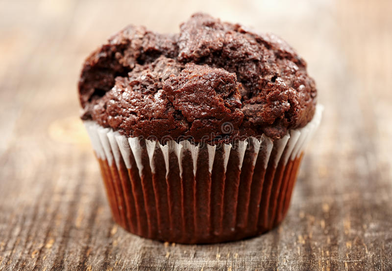 Download Chocolate muffin stock image. Image of meal, fresh, cupcake - 37242613
