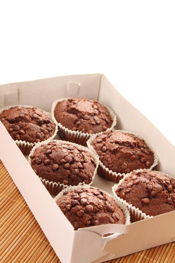 Free Chocolate Muffins Stock Image - 30890711