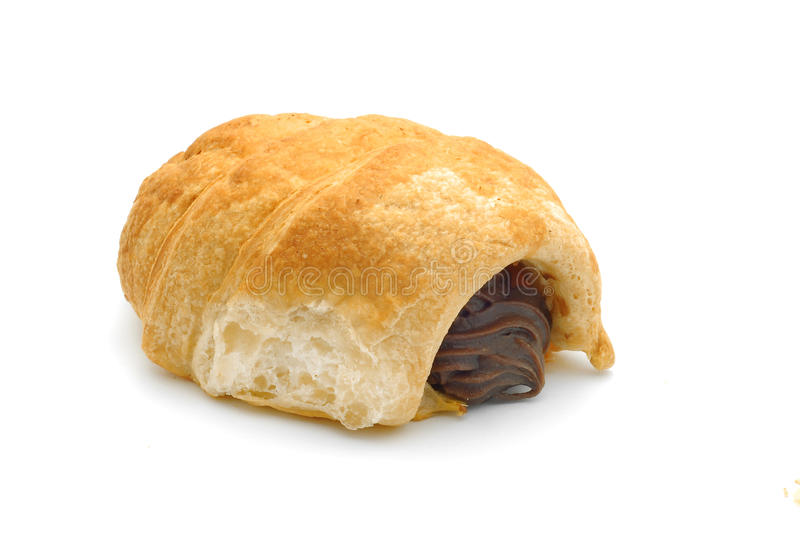 Chocolate pastry royalty free stock images