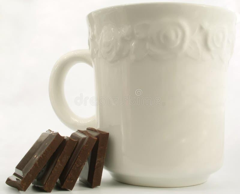 Download Chocolate quente foto de stock. Imagem de dieta, cacau - 114076