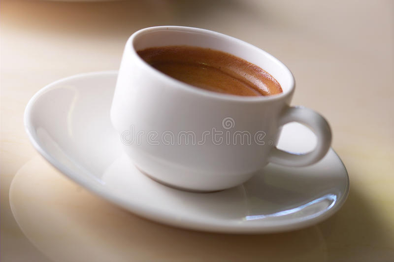Chocolate quente imagem de stock