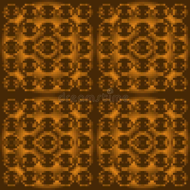 Download Chocolate texture. stock vector. Image of fabric, ancient - 83724873