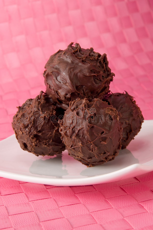 Download Chocolate Truffles Royalty Free Stock Photography - Image: 7366867