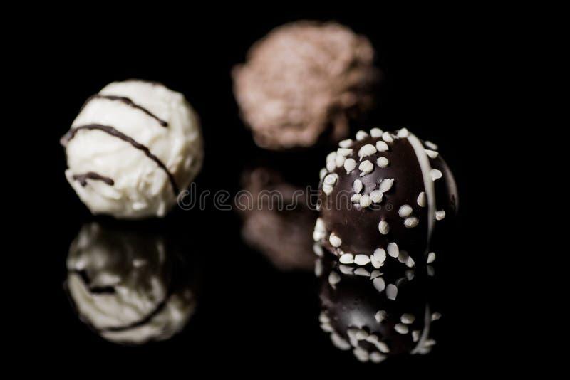 Chocolate And Vanilla Round Pastry Free Public Domain Cc0 Image