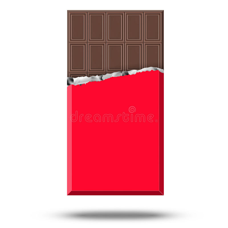 Chocolate vector vector illustration