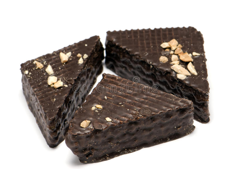 Download Chocolate wafers stock image. Image of calories, tasty - 11966547