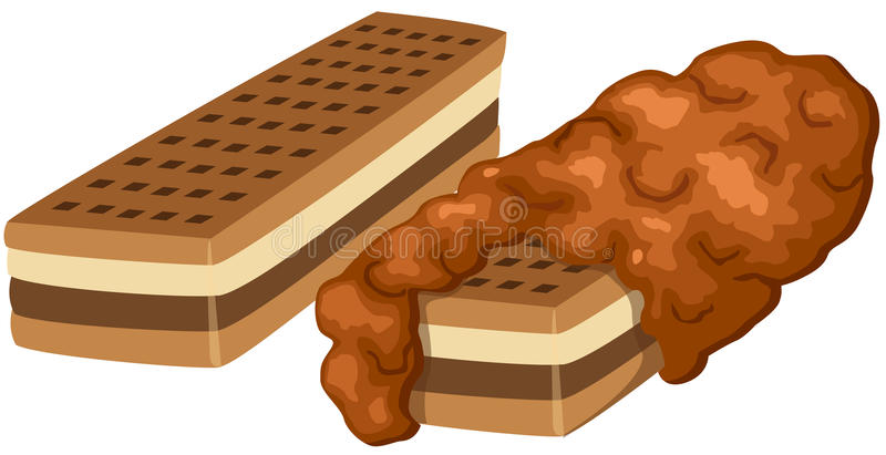Download Chocolate Wafers Royalty Free Stock Photography - Image: 22784147