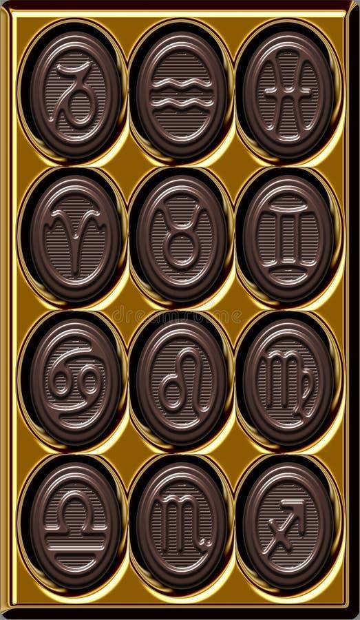 Chocolate Zodiac