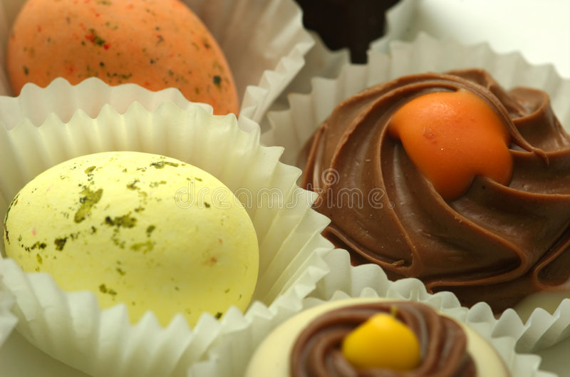 Download Chocolates stock photo. Image of easter, candy, colourful - 118222