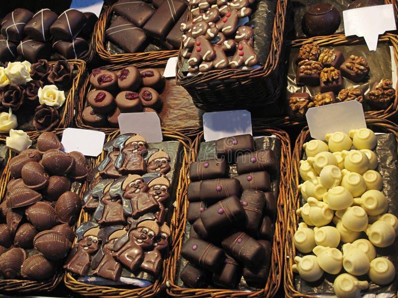 Download Chocolates stock image. Image of grease, nougat, chocolates - 22468809