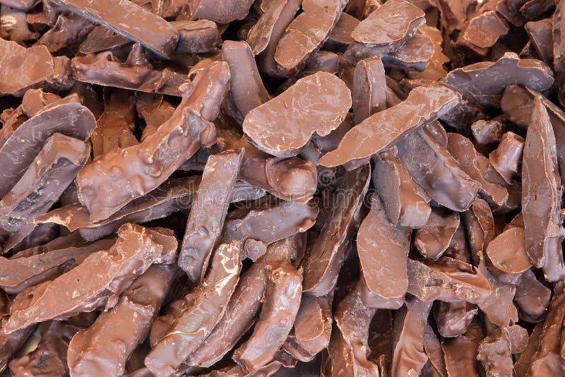 Download Chocolates caseiros imagem de stock. Imagem de revestido - 12800583