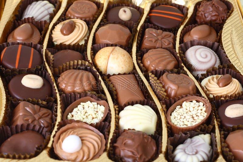 Chocolates2 Photos stock