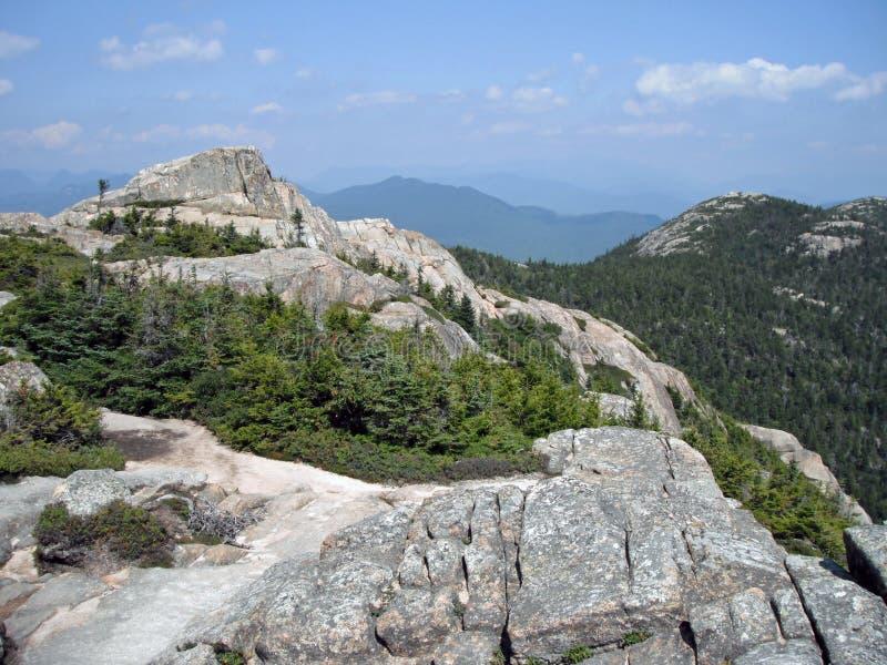 Chocorua-Gipfel stockbilder