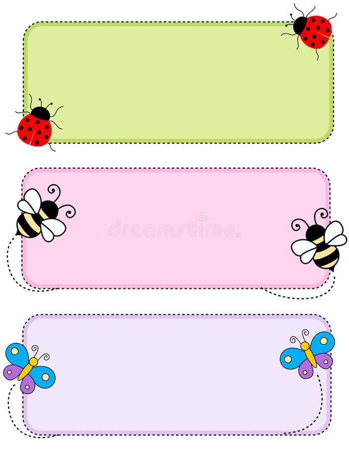 chodnikowa insekt ilustracja wektor