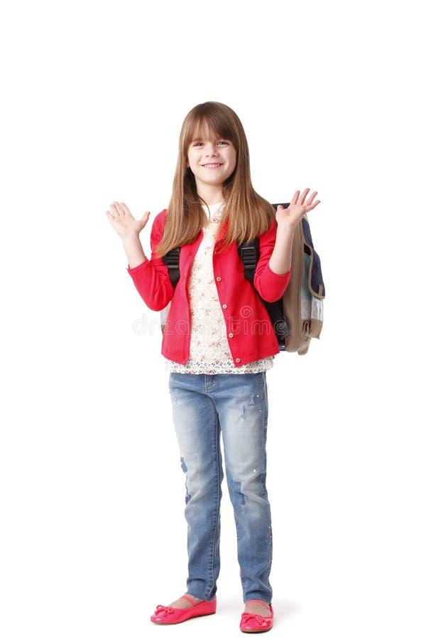 chodzić do szkoły zdjęcie stock