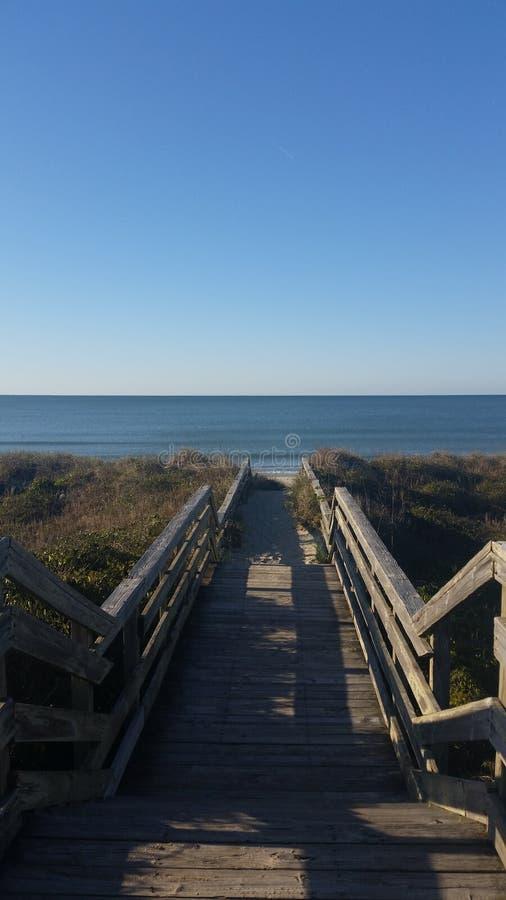 chodzić na plażę obrazy stock
