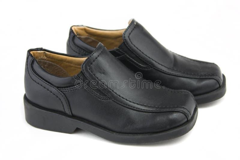 Zapatos negros formales infantiles 0o1eBCk