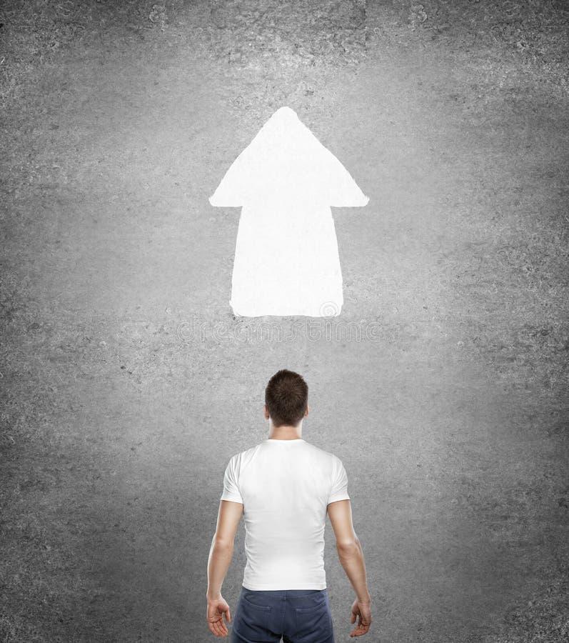 Choice concept stock photo