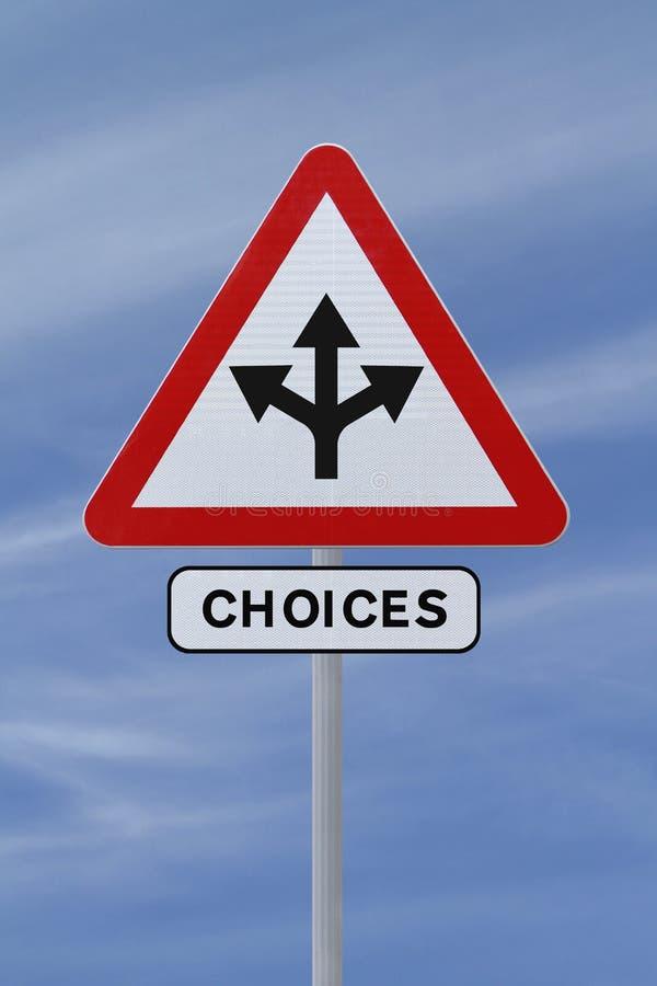 Free Choices Stock Photos - 26816313