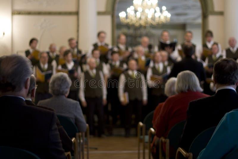 Choir stock photos