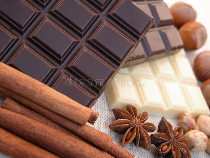 Download Choklad fotografering för bildbyråer. Bild av chokladtokig - 282731