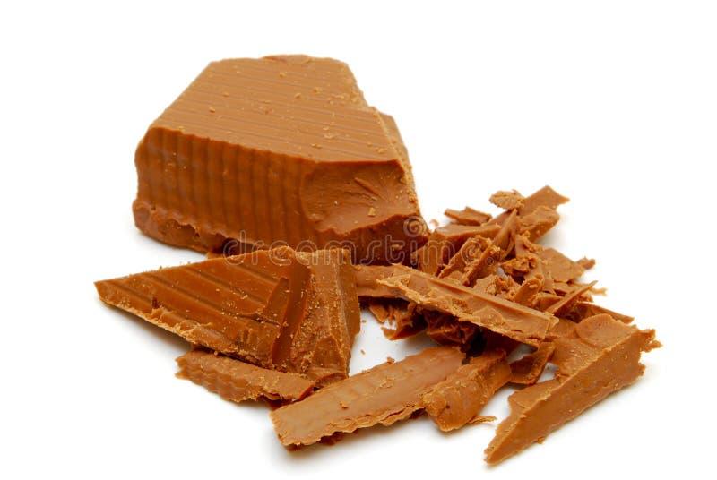 choklad mjölkar arkivbilder