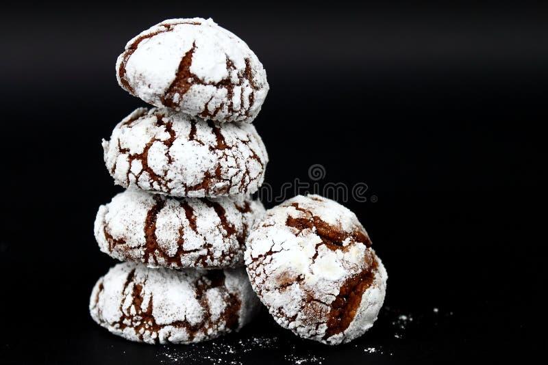 ChokladCrinkles arkivfoto