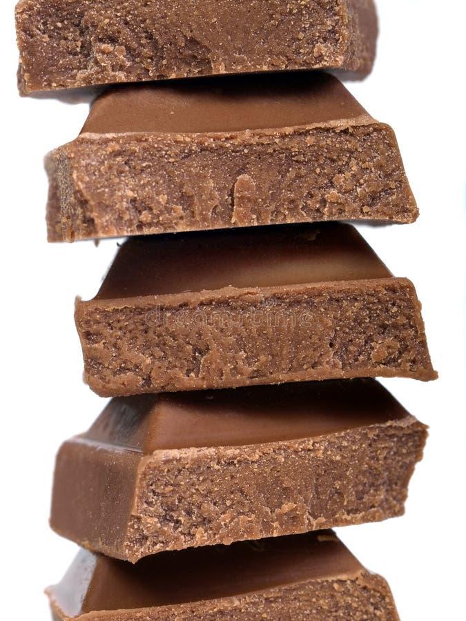 chokladen stor bit