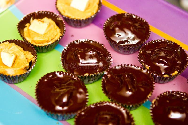 choklader royaltyfri foto