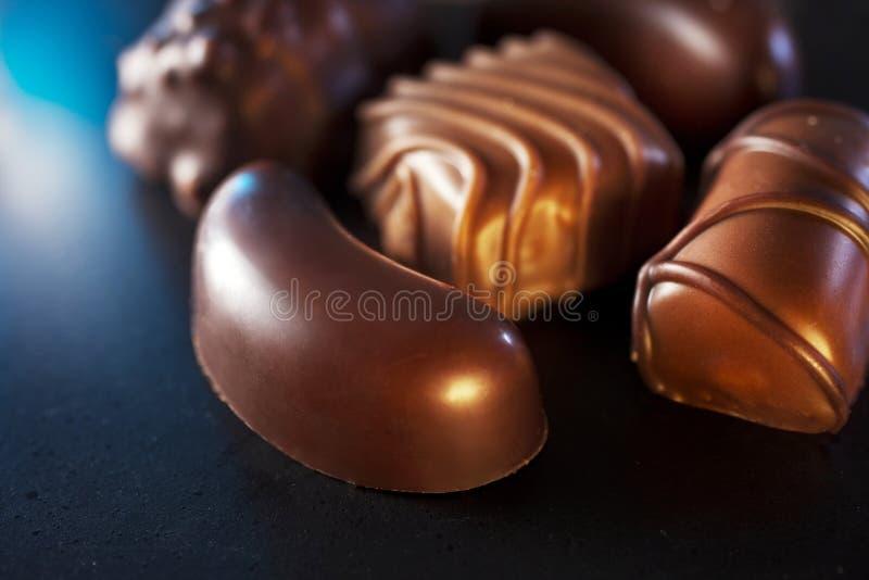 Choklader arkivfoto