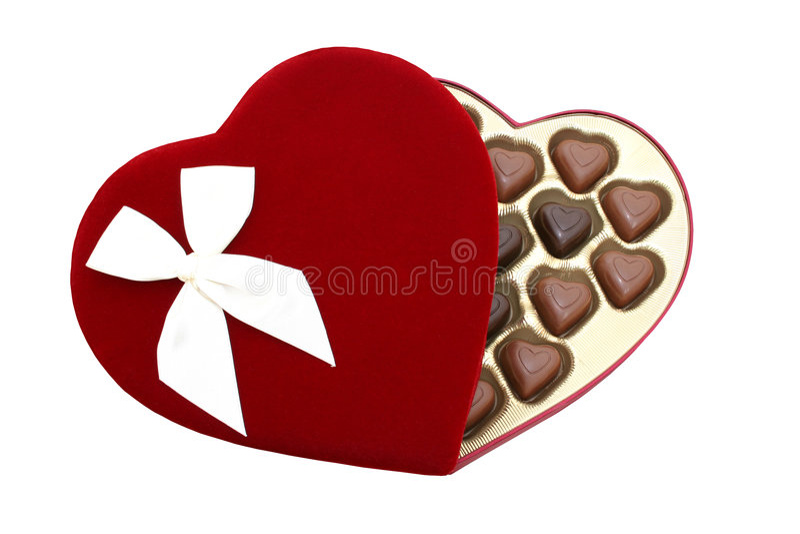 choklader för ask som 2mp 8 fäster den formade hjärtabildbanan ihop arkivbilder