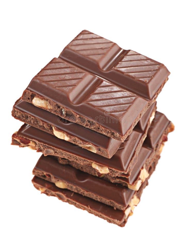 chokladskiva arkivfoto