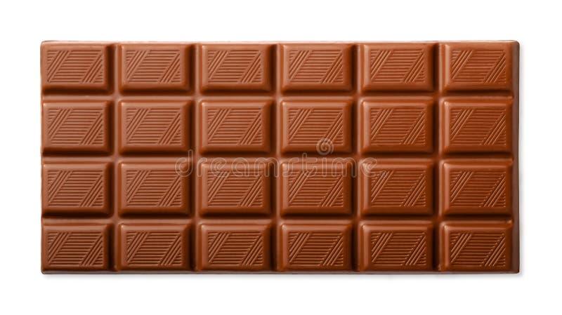 Chokladstång royaltyfri bild