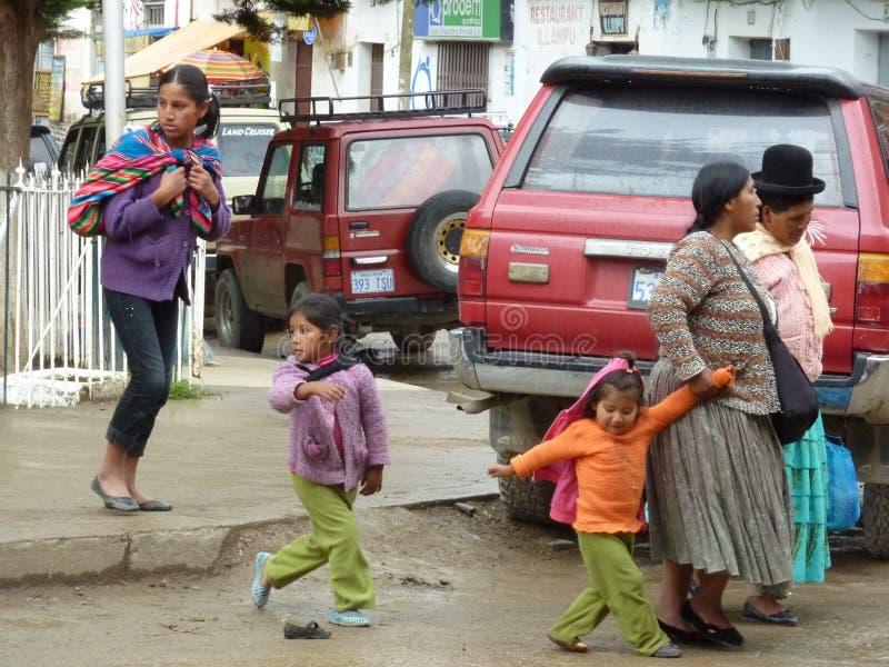 Cholitas fotos de stock royalty free