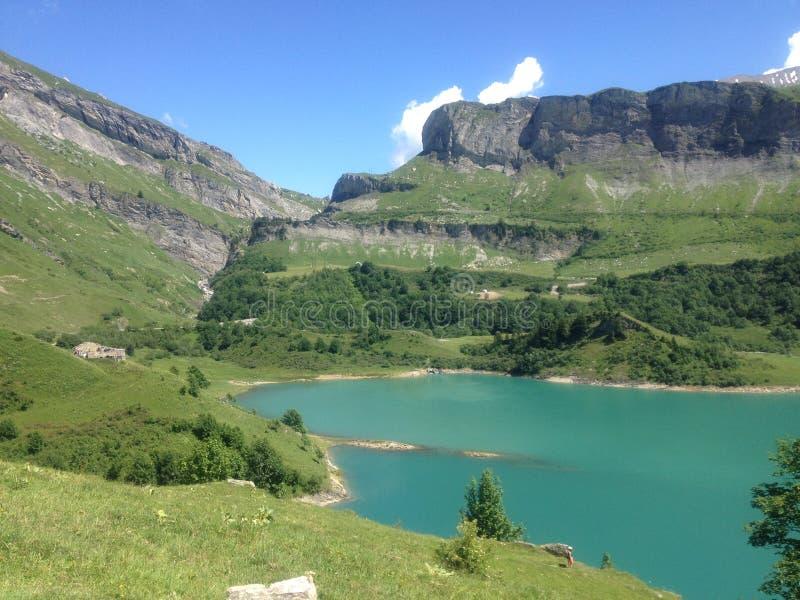 Chombery - Frankreich lizenzfreie stockbilder