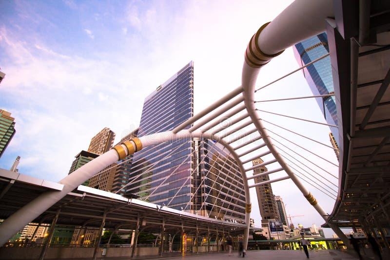 Chong Nonsi Business Area images libres de droits
