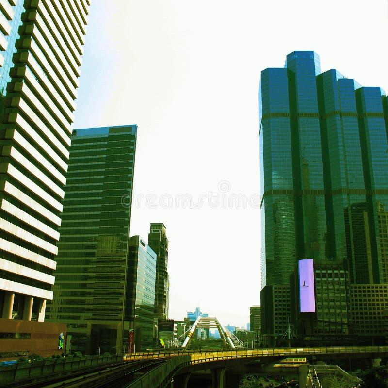 Chongnonsri-Station lizenzfreie stockfotografie