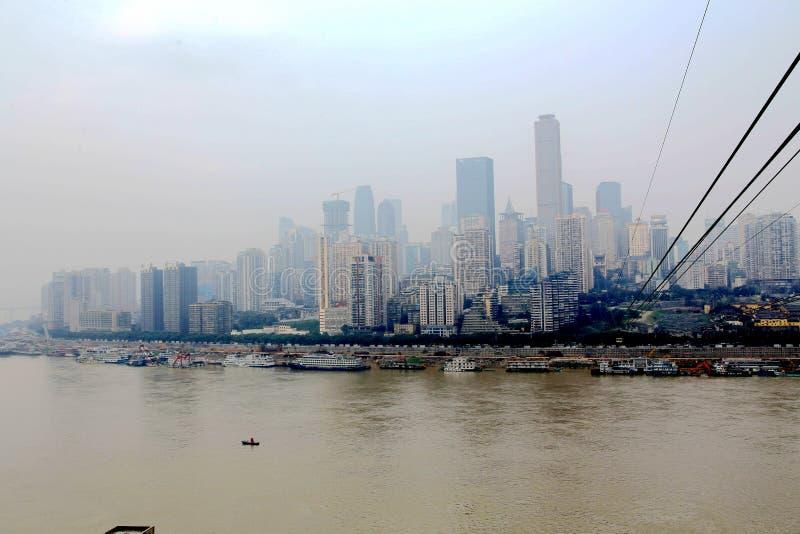 Chongqing Cableway imagens de stock