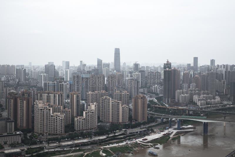 Chongqing Chiny zdjęcia stock
