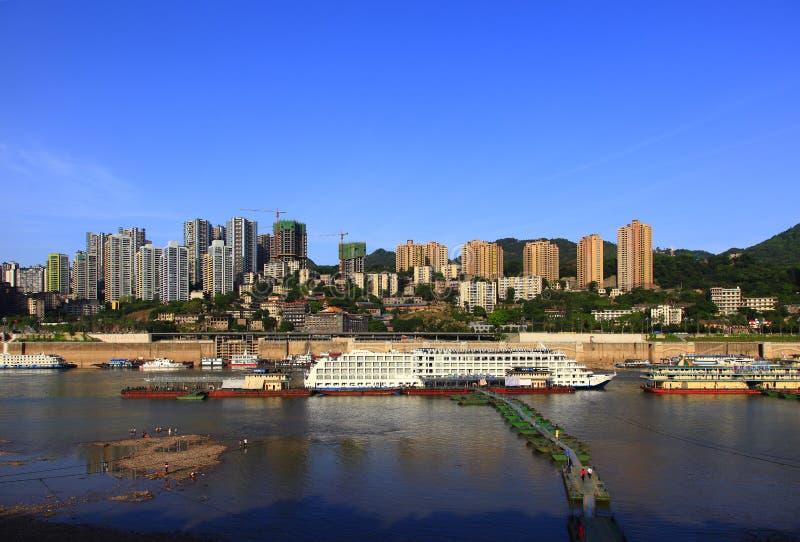 Download Chongqing Port editorial image. Image of river, ship - 34945235