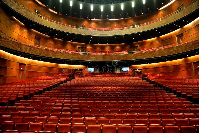 Chongqing Grand Theatre en la silla fotografía de archivo