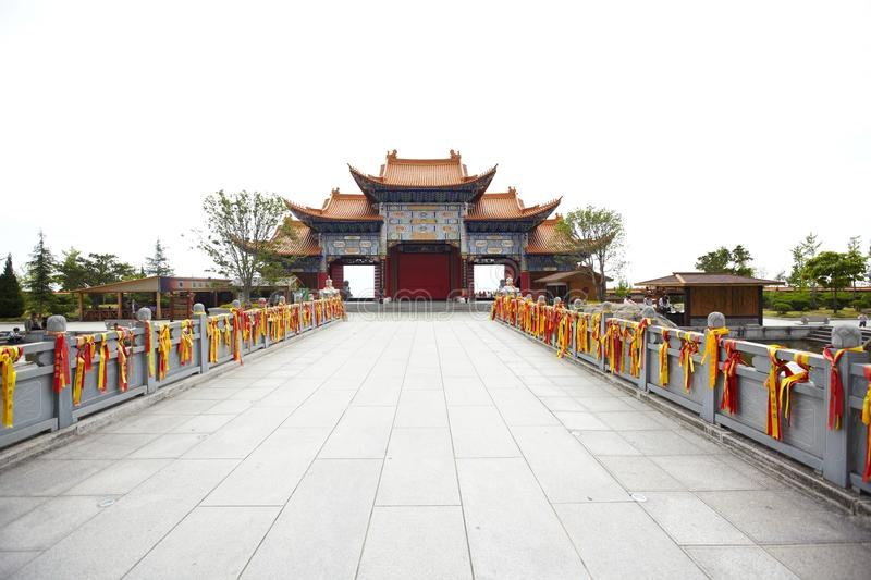 Download The Chongsheng Temple Royalty Free Stock Photos - Image: 20362518