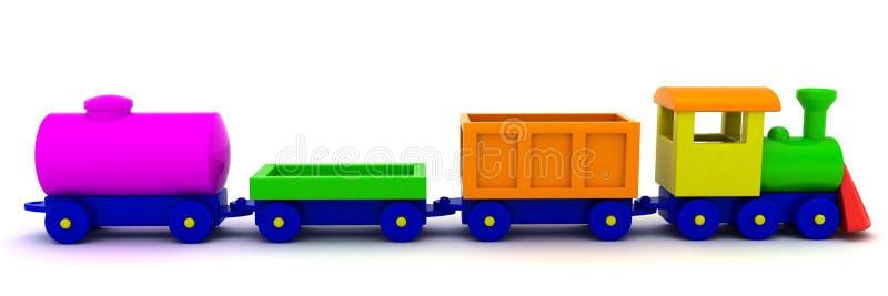Choo-choo ilustração stock