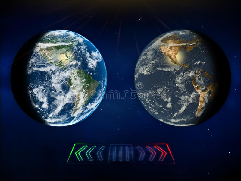 Choose our future. Our choices today determine future of Earth. Will our children and grandchildren live on green and luscious planet under a blue sky or under