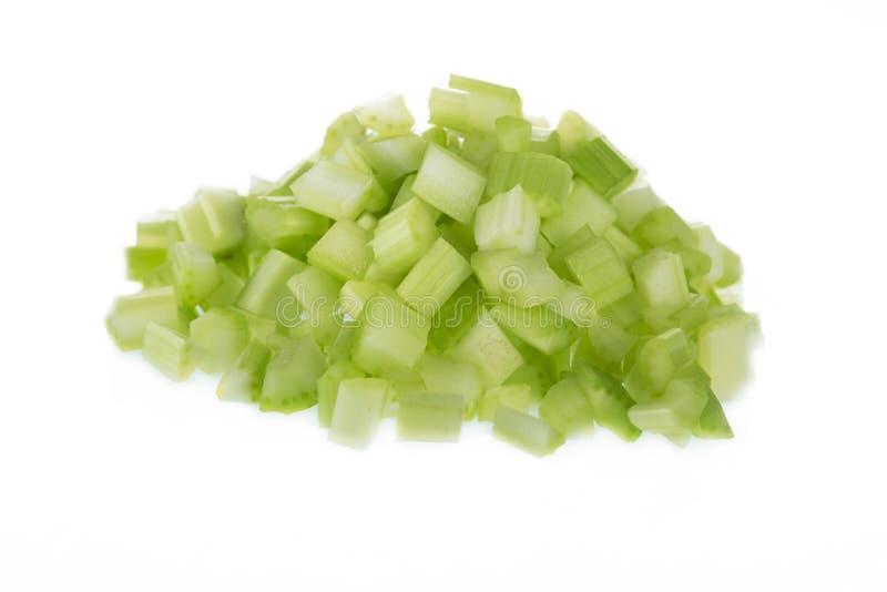 Chopped Celery Stock Image Image Of Background Vegetable 36624027